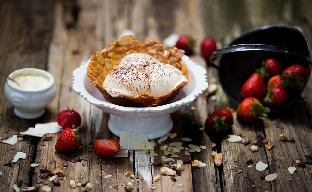 Olasz kézműves sütemények, torták, fagylaltok már cukormentesen is!